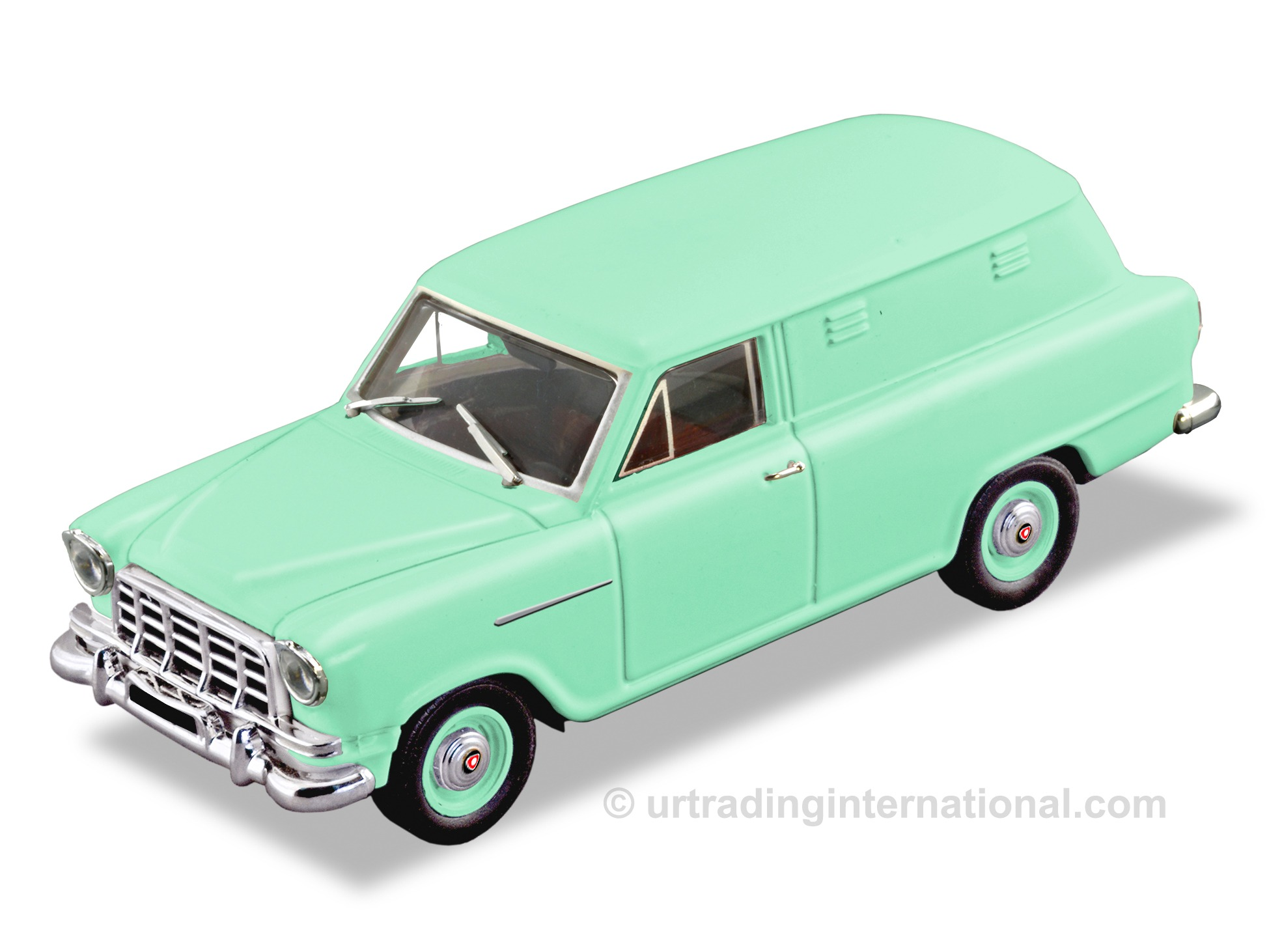 FC Panel Van – Light Green