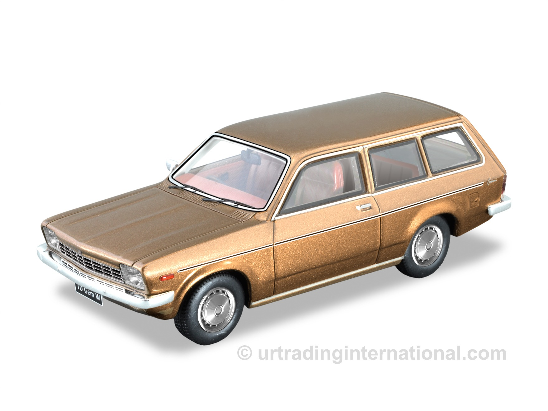 1979 TD Gemini Wagon – Gold