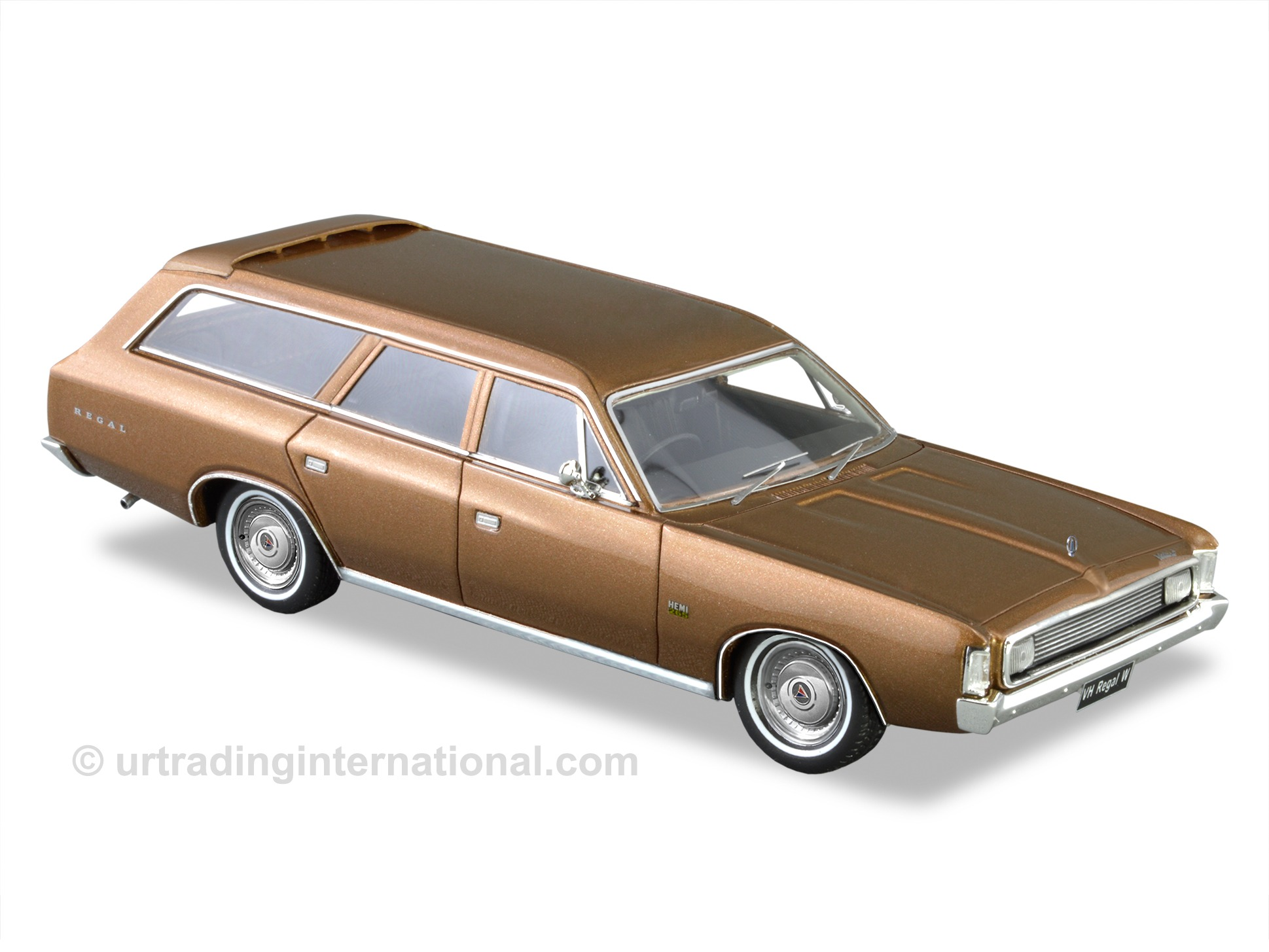 VH Regal Station Wagon –  Light Tan (Metallic)
