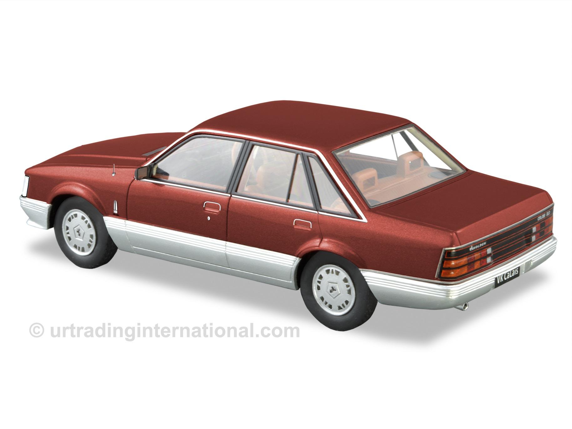 1984-86 VK Calais 5.0 Ltr V8 – Copper Metallic