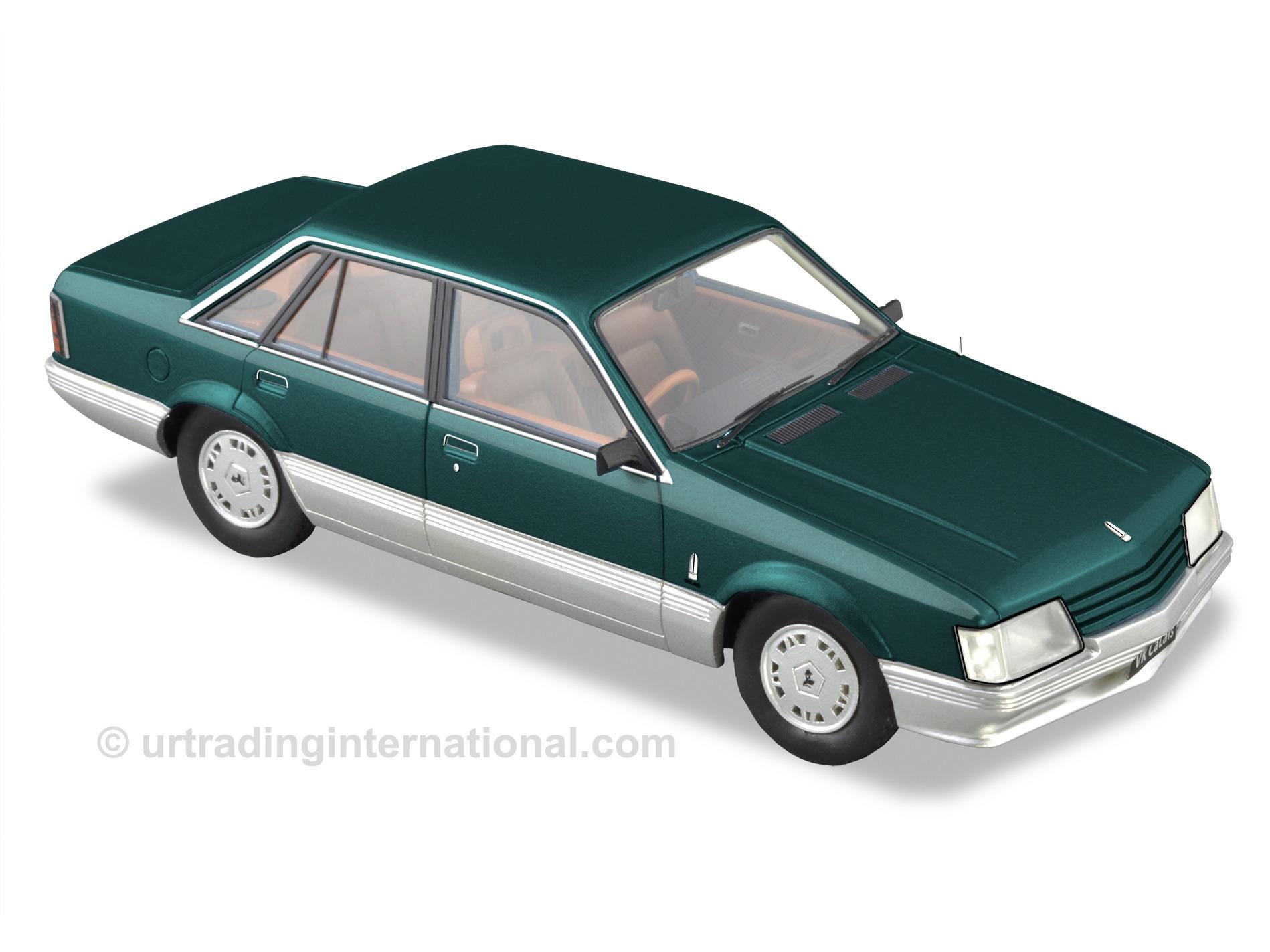 1984-86 VK Calais 5.0 Ltr V8 –  Cerulean
