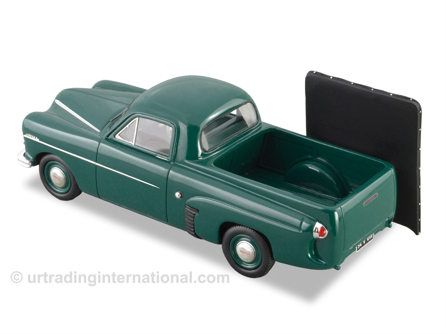 1953-54 Vauxhall Velox Ute – Dark Green