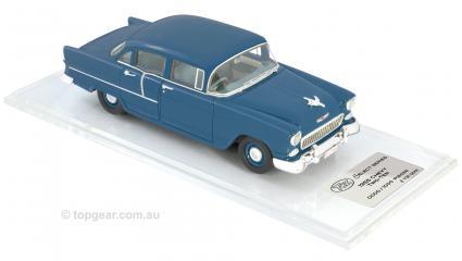 1955 Chevy – Glacier Blue.