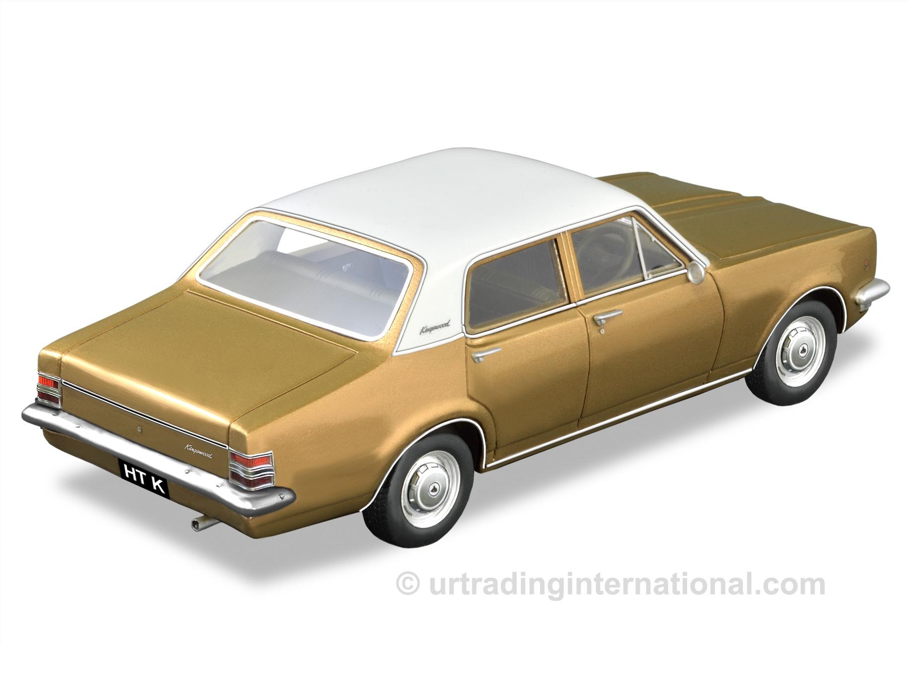 1970 HT Kingswood Sedan – Persian Gold