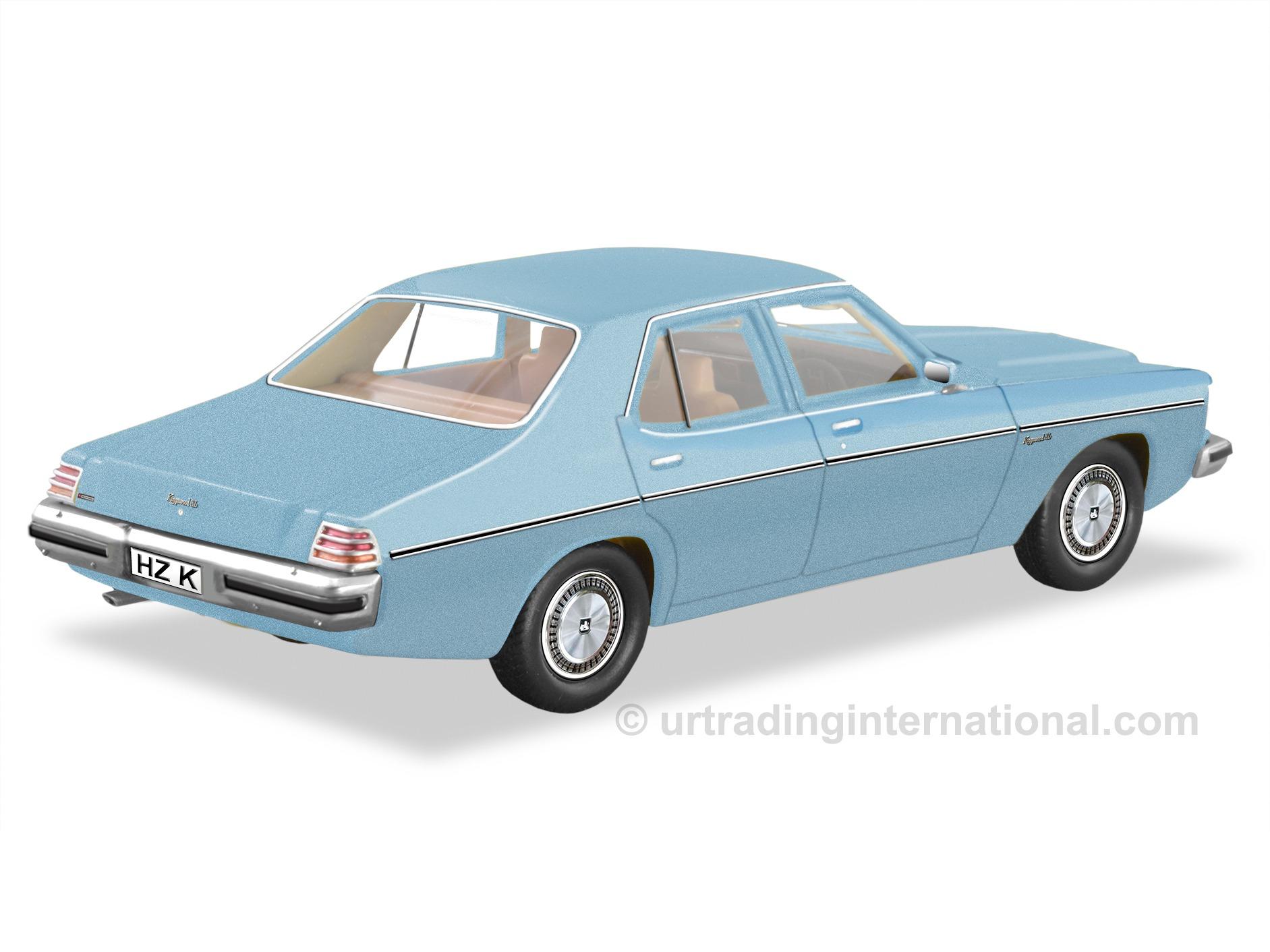 1977 HZ Kingswood SL Sedan  – Atlantis Blue