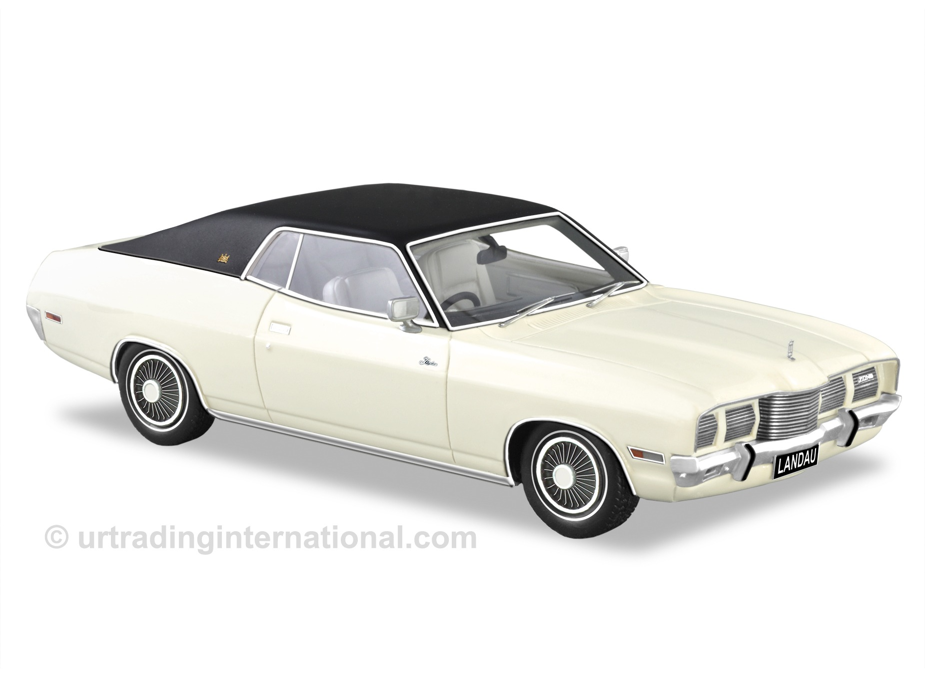 1975 Ford Landau – Polar White
