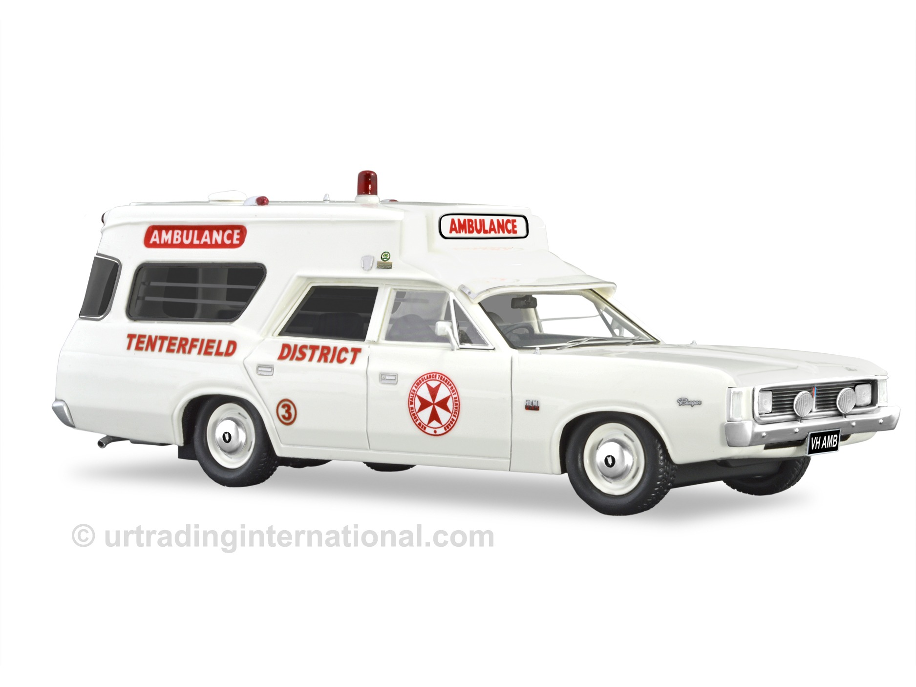 1971 Valiant VH Ambulance