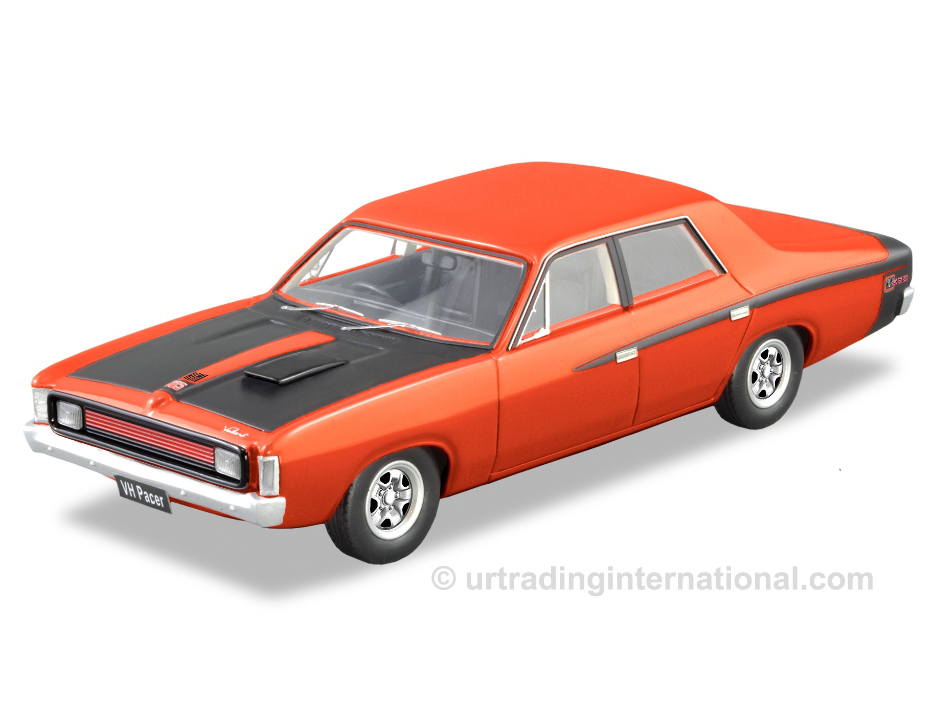 1972 Valiant VH Pacer – Hemi Orange