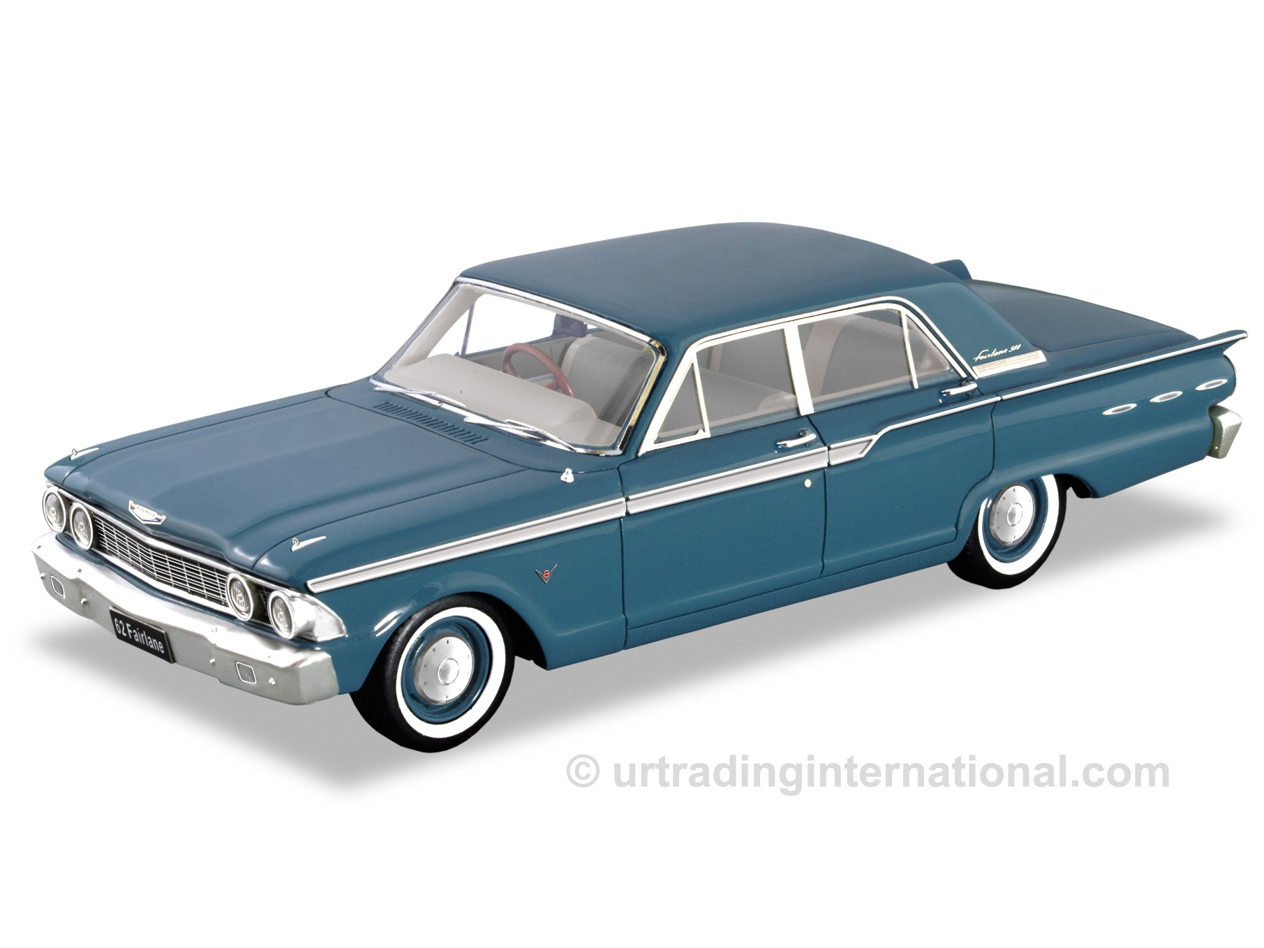 1962 Ford Fairlane Compact – Gambia Blue