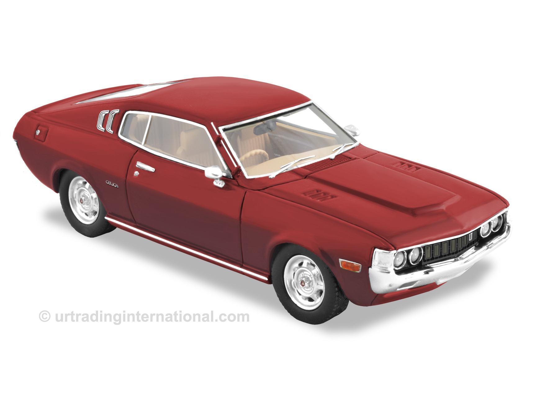 1977 Toyota Celica LT2000 – RED