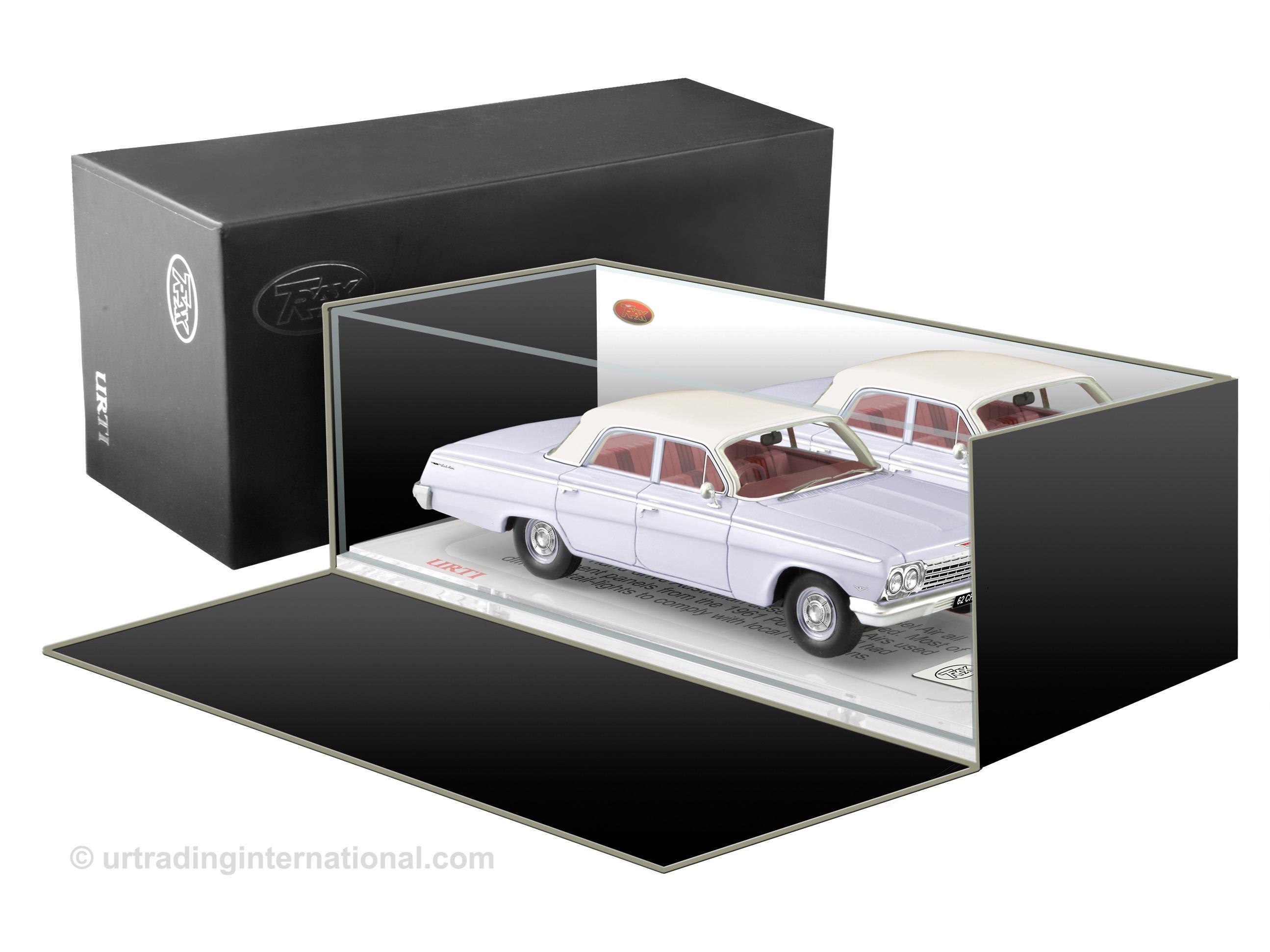 1962 Chevrolet Bel Air – Parisian Lilac