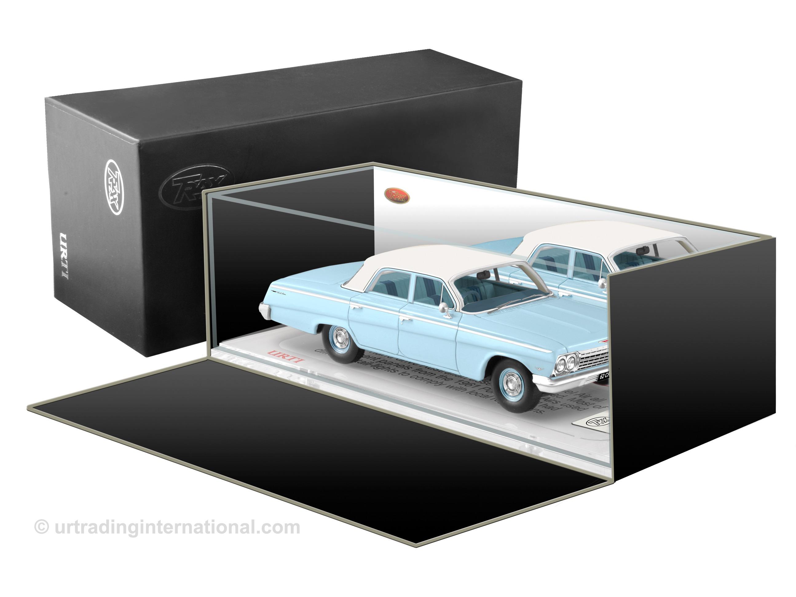 1962 Chevrolet Bel Air – Wedgewood Blue