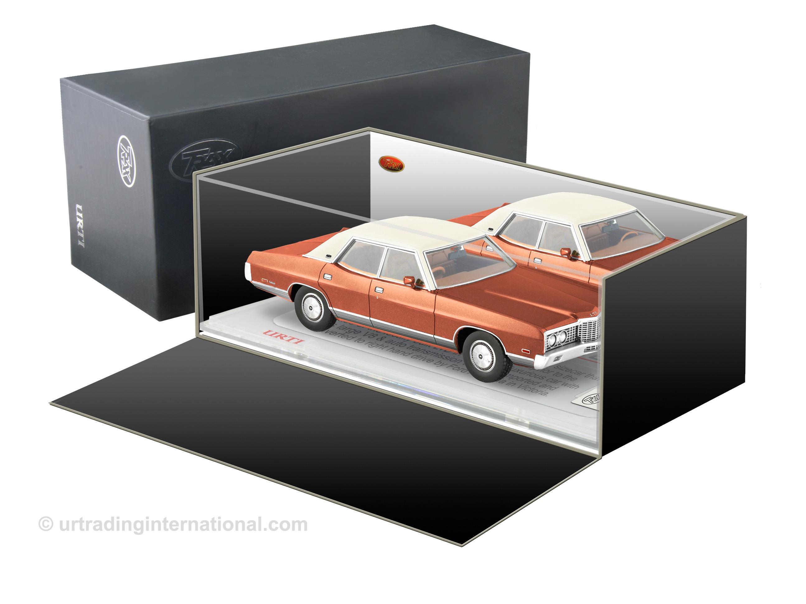 1972 Ford Galaxie LTD – Copper Bronze